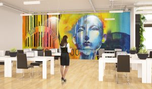 4 Reasons Why You Need Art In Your Office Space